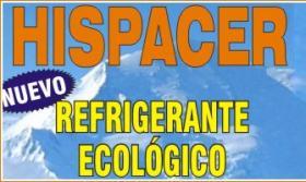 GAS REFRIGERANTE HISPA  HISPACER REFRIGERANTES AACC
